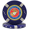 Military Poker Chip Sets